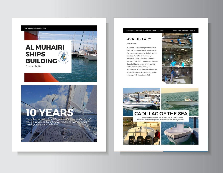 Al Muhairi Brochure