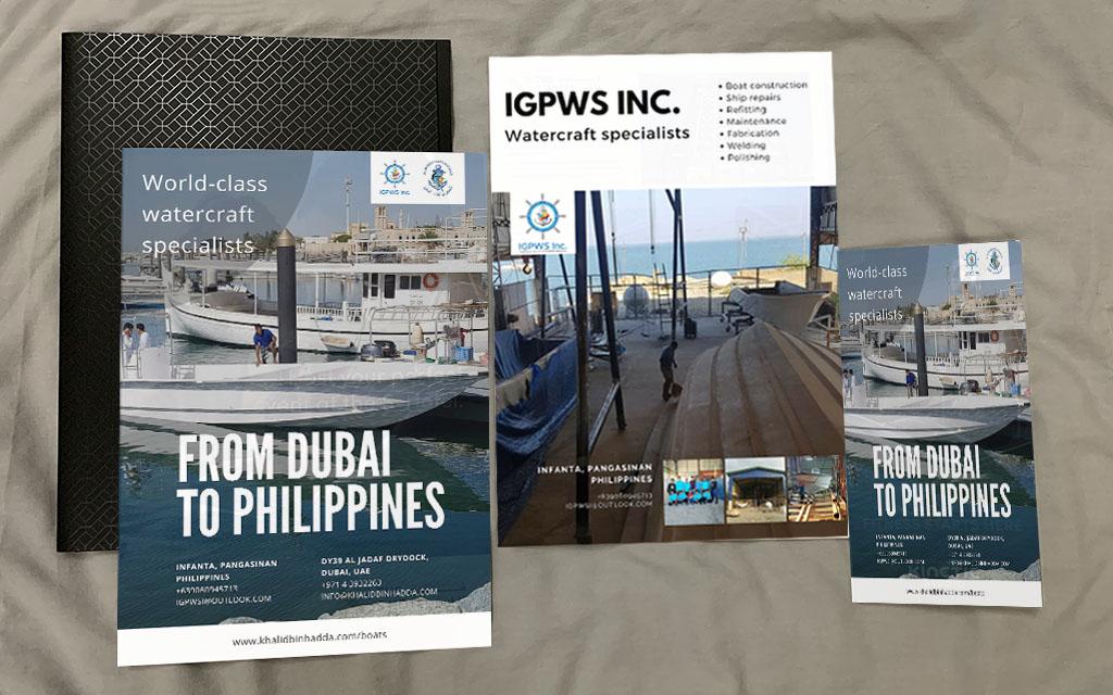 Corporate Branding - IGPWS
