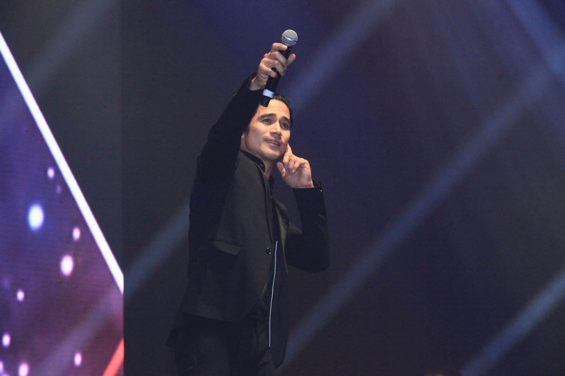 Event - Piolo Pascual in Dubai
