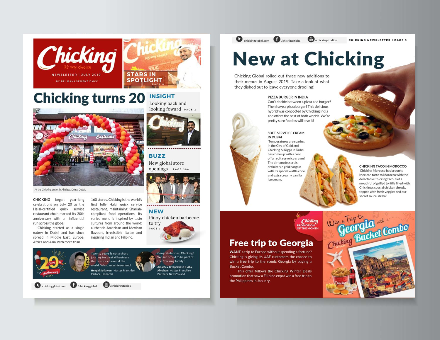 chicking newsletter photo 2