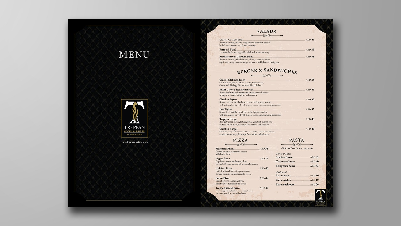 treppan menu 1